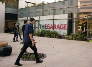 Microsoft Garage installations in Herzliya, Israel
