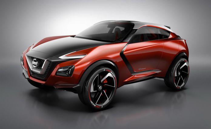 Nissan Gripz Concept Nissan