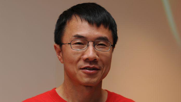 Former Microsoft executive Qi Lu.