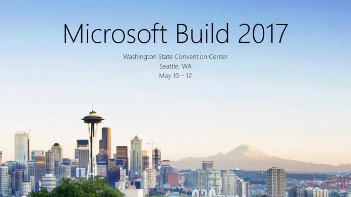 Build 2017 banner