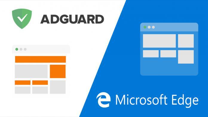 Adguard edge banner