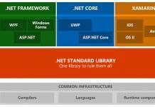 .NET Standard Client graphic