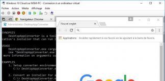 Windows 10 Cloud app block bypassed
