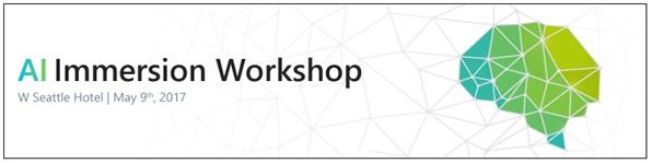 Microsoft AI Immersion Workshop