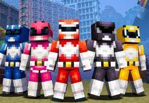 Minecraft Power Rangers