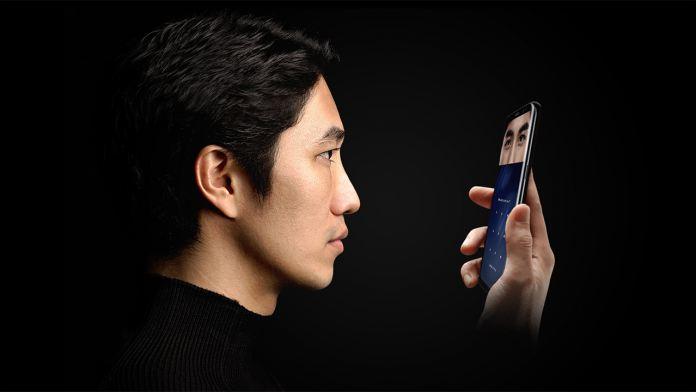 Samsung s8 facial recognition