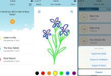 Write Ideas App