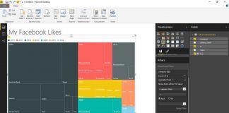 Microsoft releases Power BI Desktop March update