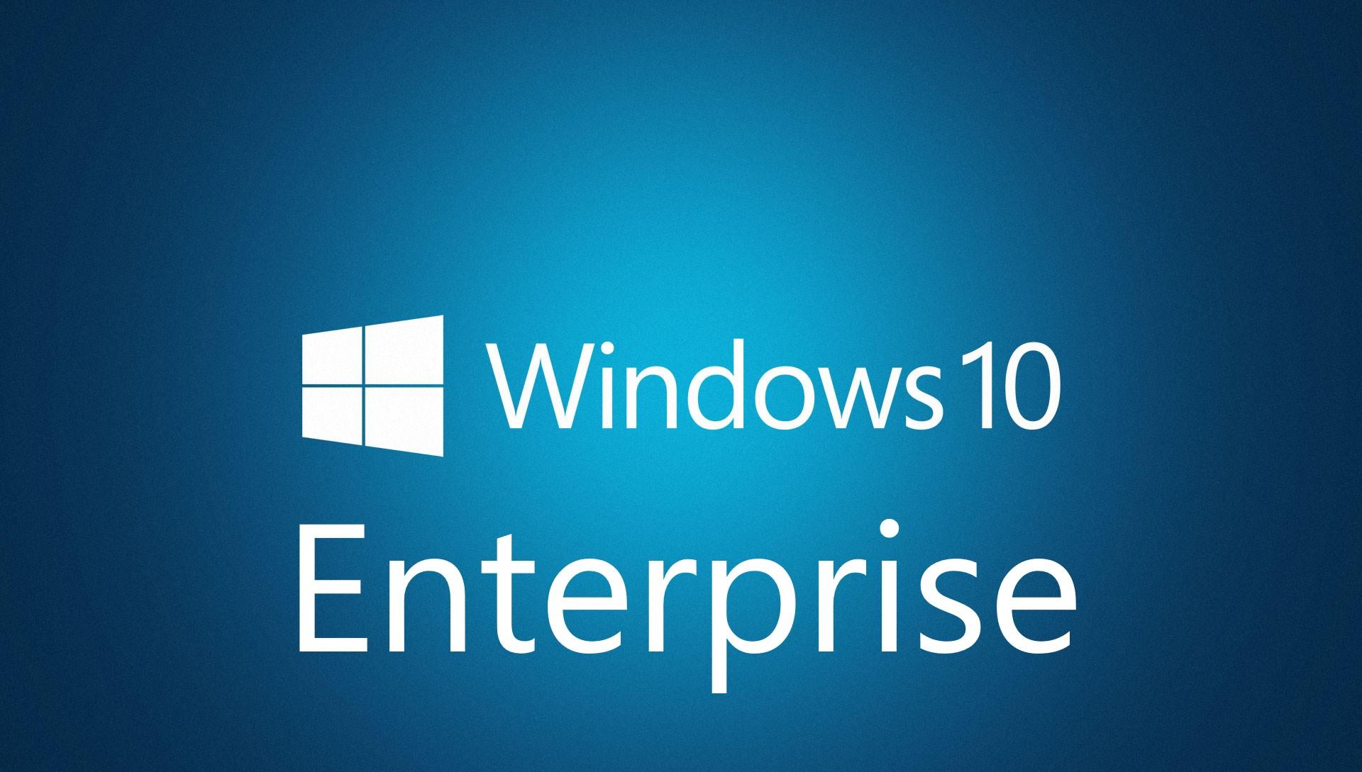 win 10 enterprise