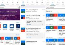 Microsoft Flow for Windows 10 Mobile