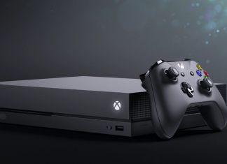 Xbox-One-X-Microsoft