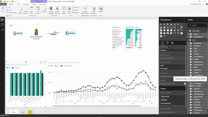 Microsoft Power BI June Update Brings New Reporting, Accessibility