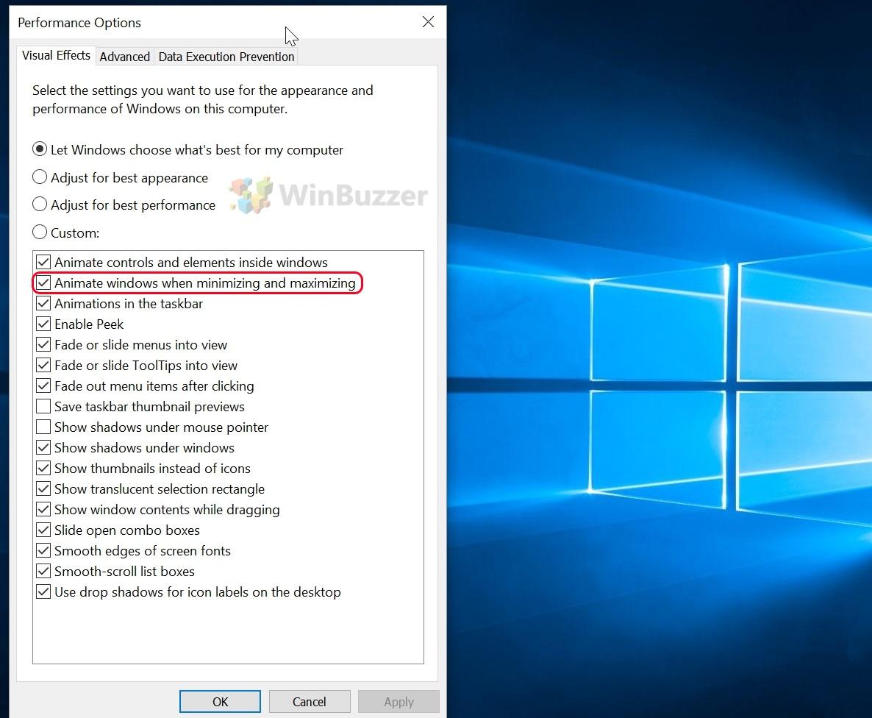 How to Take a Screenshot in Windows 10 - WinBuzzer
