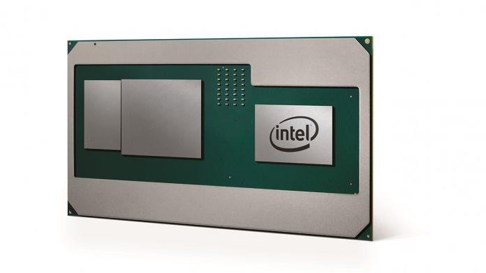 8th Gen Intel processor with AMD graphics
