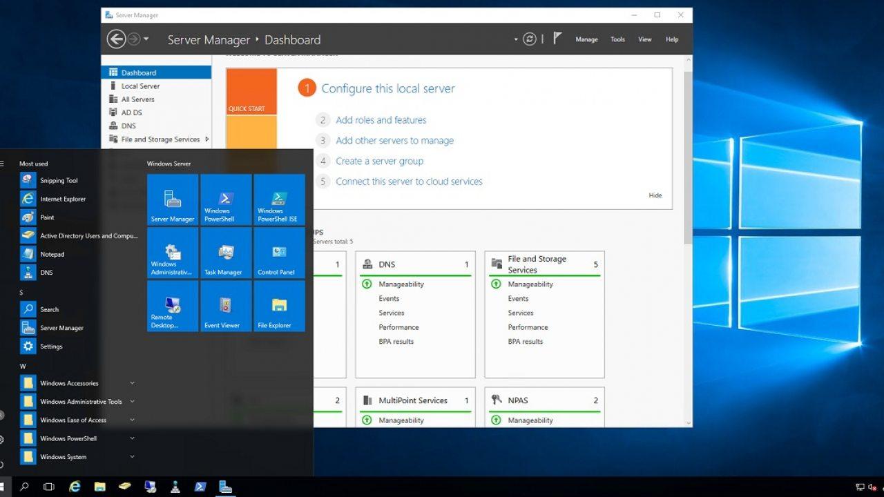 Microsoft Announces Windows Server 2019 General Availability
