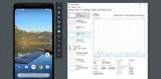 android emulator - amd processor & hyper-v support
