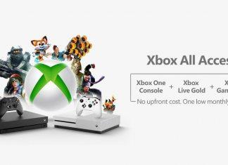Xbox all access graphic