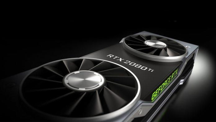 RTX 1080Ti graphics card