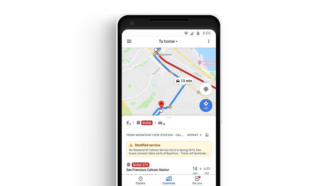 Google Maps Gets a Major Update