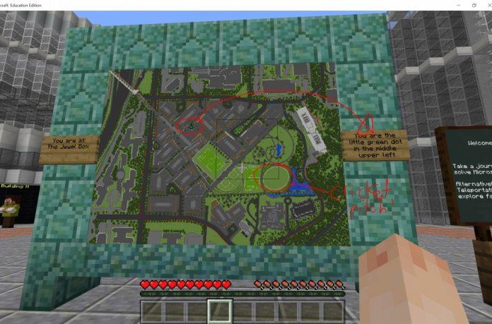 Microsoft Builds New Redmond Headquarters in Minecraft - WinBuzzer