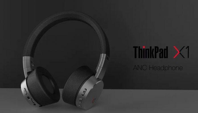 Lenovo ThinkPad X1 ANC Provide Surface Headphones