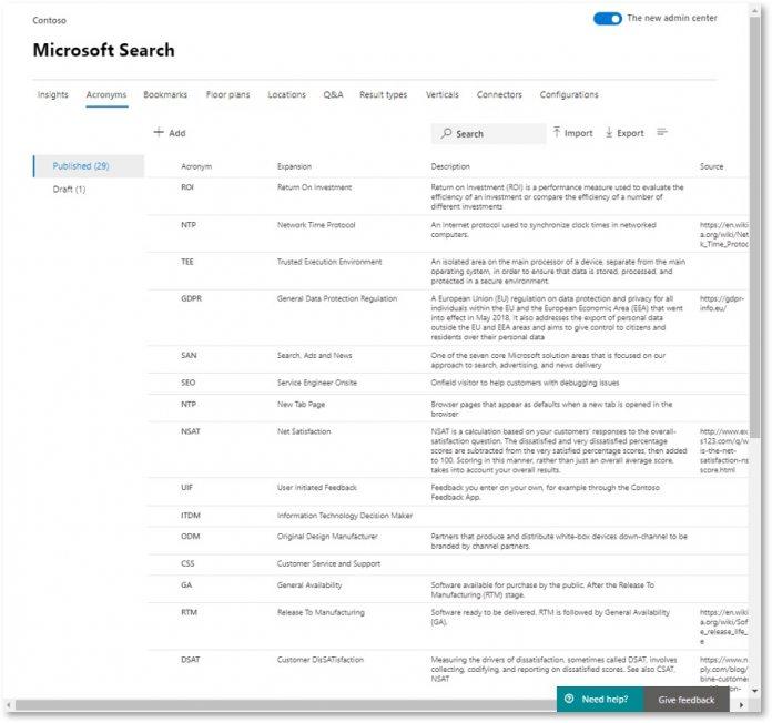 Acronyms-Microsoft-Search-Microsoft