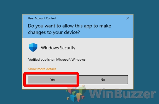 Windows 10 - Windows-Security - Device Security - Core isolation details - Memory integrity ON - UAC confirmation