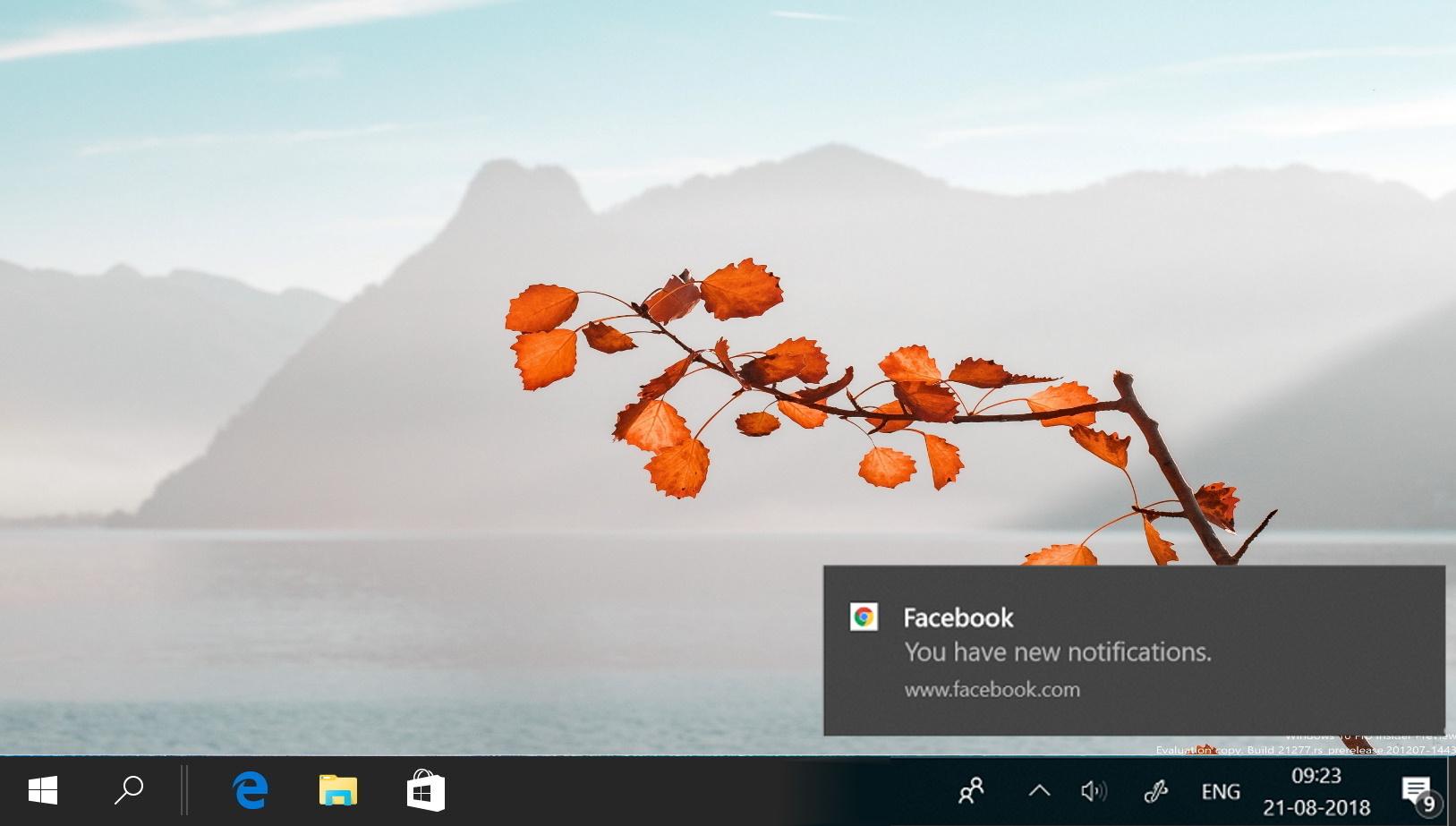 Windows 10 Päivitys 2021