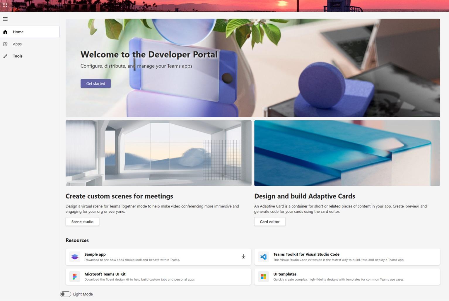 Microsoft-Teams-Developer-Portal-Microsoft