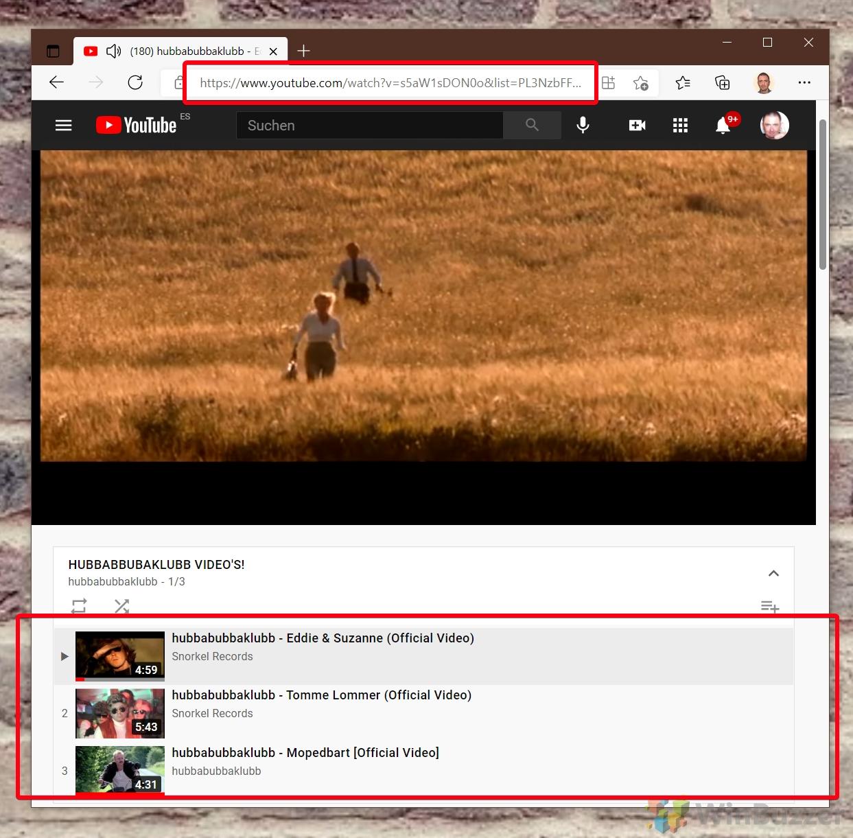 "YouTube - Playlist - Copier l'URL"" width=""1243"" height=""1221"" srcset=""https://winbuzzer.com/wp-content/uploads/2021/06/06-YouTube-Playlist-Copy-URL.jpg 1243w , https://winbuzzer.com/wp-content/uploads/2021/06/06-YouTube-Playlist-Copy-URL-300x295.jpg 300w, https://winbuzzer.com/wp-content/uploads/2021/ 06/06-YouTube-Playlist-Copy-URL-1024x1006.jpg 1024w, https://winbuzzer.com/wp-content/uploads/2021/06/06-YouTube-Playlist-Copy-URL-768x754.jpg 768w, https://winbuzzer.com/wp-content/uploads/2021/06/06-YouTube-Playlist-Copy-URL-150x147.jpg 150w, https://winbuzzer.com/wp-content/uploads/2021/06 /06-YouTube-Playlist-Copy-URL-696x684.jpg 696w, https://winbuzzer.com/wp-content/uploads/2021/06/06-YouTube-Playlist-Copy-URL-1068x1049.jpg 1068w, https ://winbuzzer.com/wp-content/uploads/2021/06/06-YouTube-Playlist-Copy-URL-428x420.jpg 428w"" tailles=""(max-width: 1243px) 100vw, 1243px"