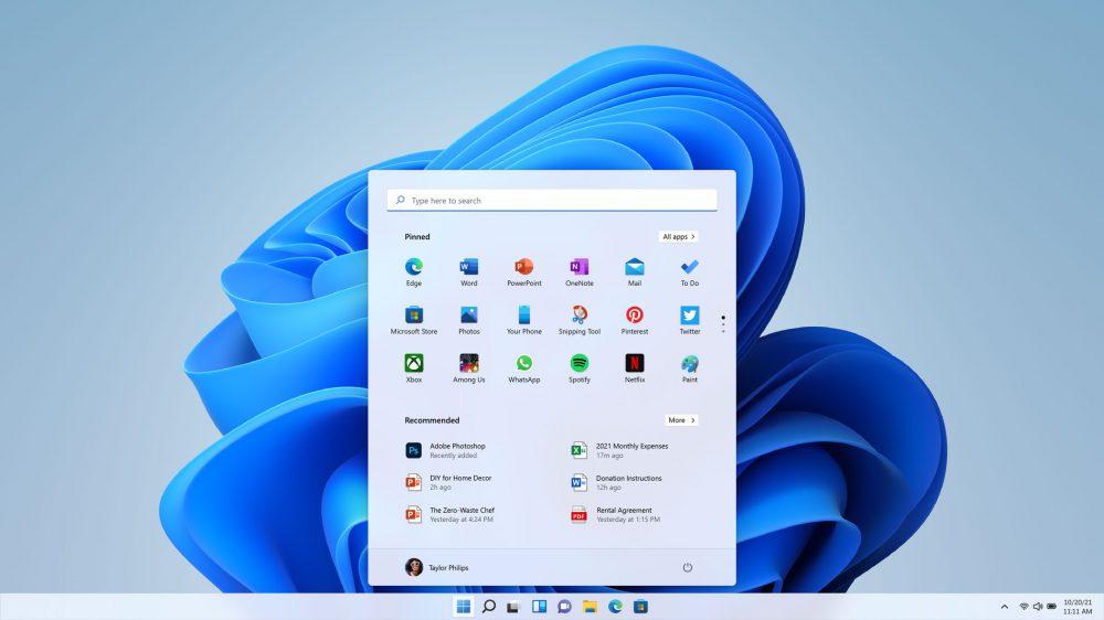 Windows-11-Start-Redesign-Microsoft