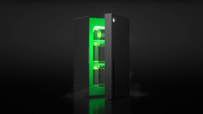Xbox-Series-X-Mini-Fridge-Microsoft