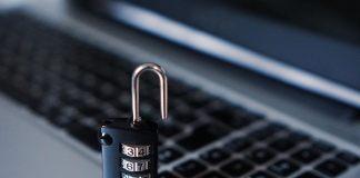 Cybersecurity Lock Notebook Keyboard via Pixabay