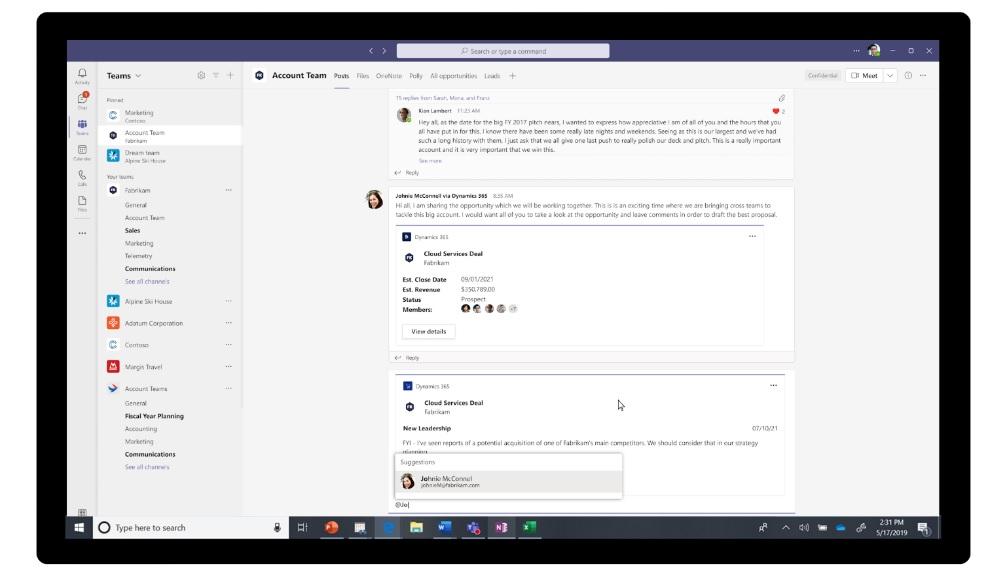 Dynamics-365-Microsoft-Teams-Collaborative-Apps