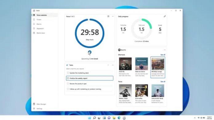 Focus-Sessions-Windows-11-Demo