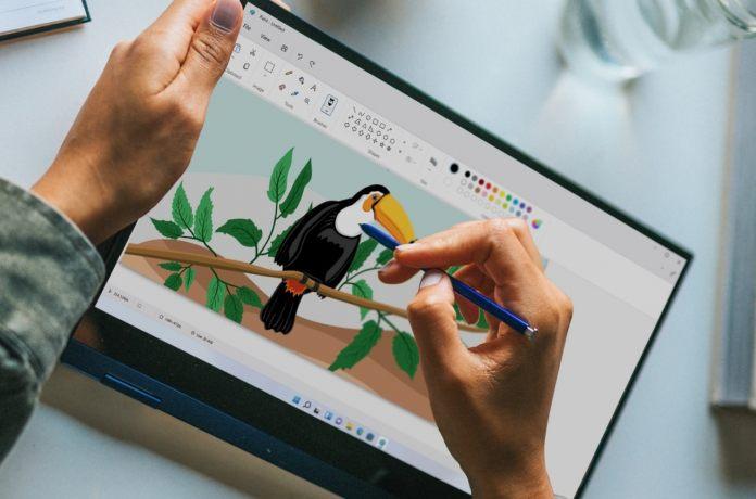 MS-Paint-Windows-11-Design-Drawing