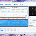 VideoProc editing options