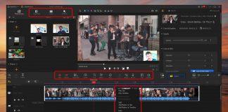 VideoProc Vlogger - Editing Tools