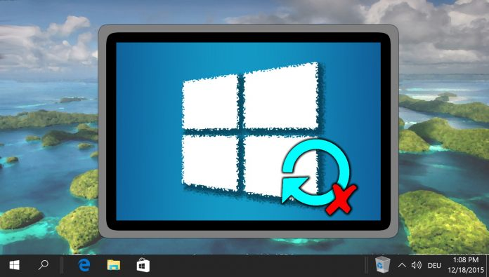 Featured - How to stop Windows 10 from performing automatic restarts after installing updates