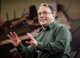 Linus-Torvalds-Gesture-Flickr