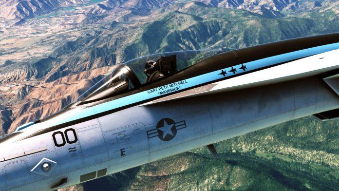 Microsoft-Flight-Simulator-Top-Gun-Maverick-Plane
