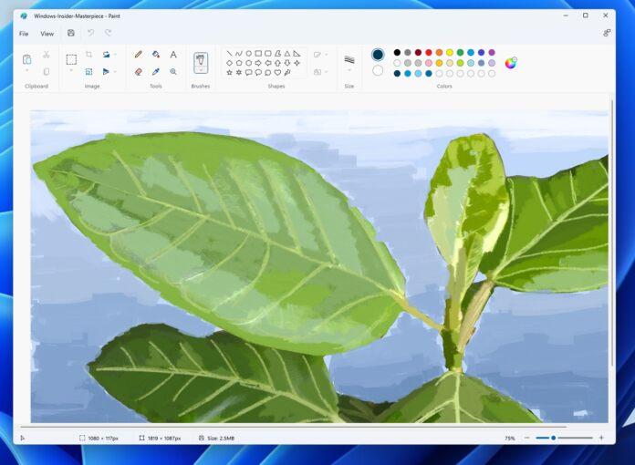 Microsoft-Paint-Windows-11-Main-Screen