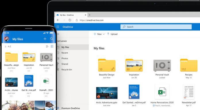 OneDrive-Web-Laptop-Mobile-Microsoft