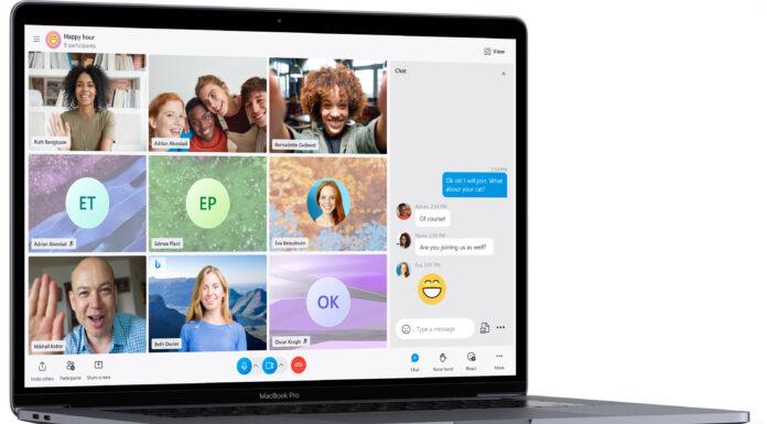 Skype-Mac-New-Design-Call-Stage-Grid
