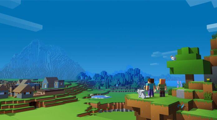 Minecraft-Landscape-Mojang